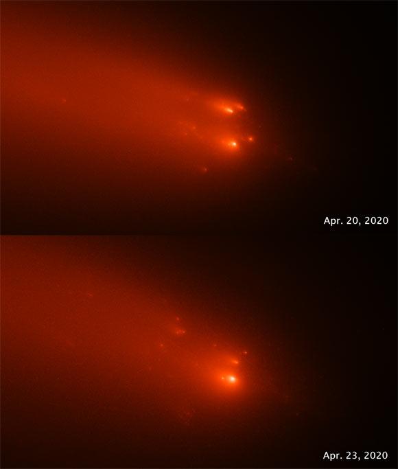 комета Атлас