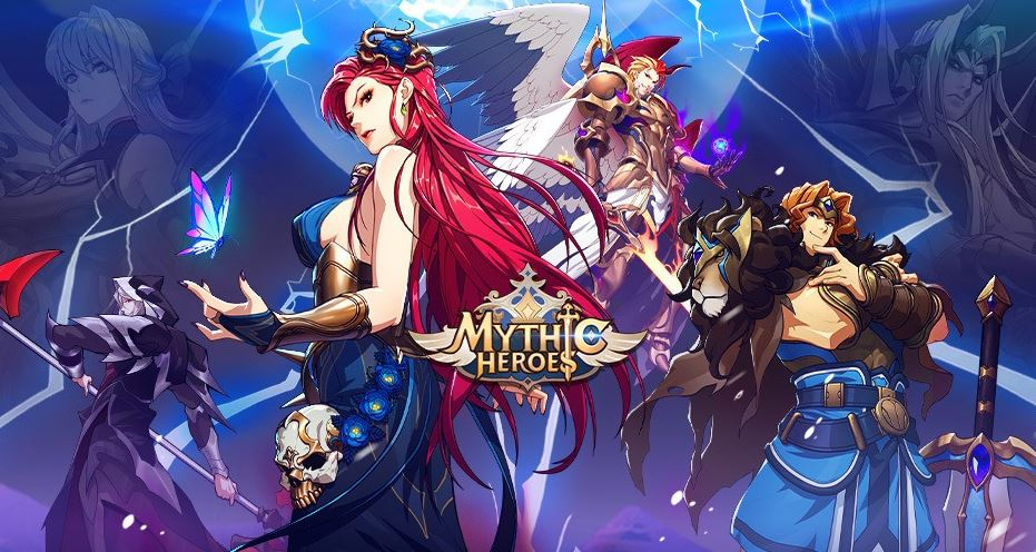 Mythic Heroes