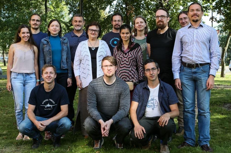 Коллектив лаборатории «Центр алгоритмической биотехнологии» СПбГУ