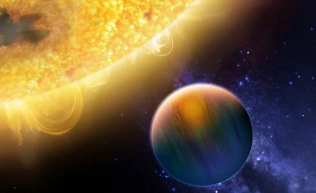 """Обнаружен новый """"сверхгорячий Юпитер"""" TOI-1518b"""