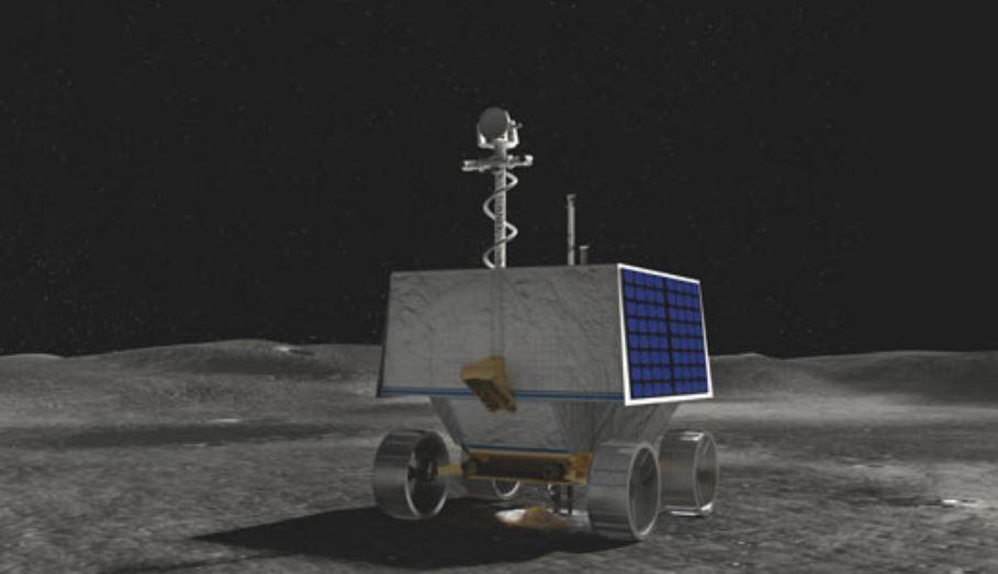НАСА выбрало посадочную площадку для лунохода VIPER