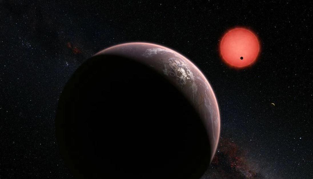 Новый теплый мини-Нептун TOI-1201b обнаружен телекопом TESS
