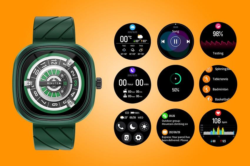 умные часы Doogee DG Ares