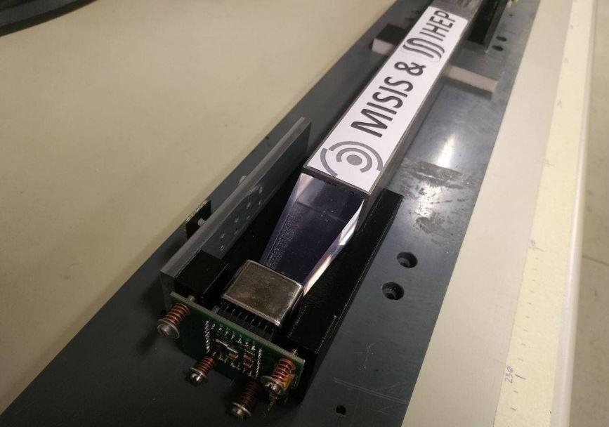 Разработан новый абсорбер для эксперимента в ЦЕРНе