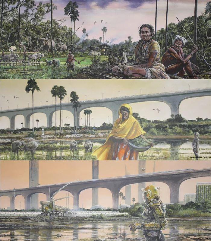 Индийский субконтинент
