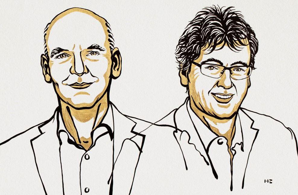 Нобелевская премия по химии 2021 года