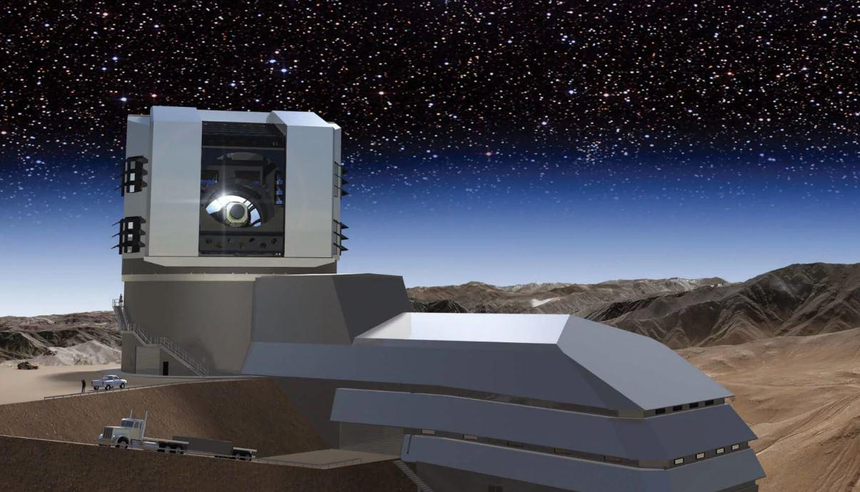 Обсерватория Веры Рубин