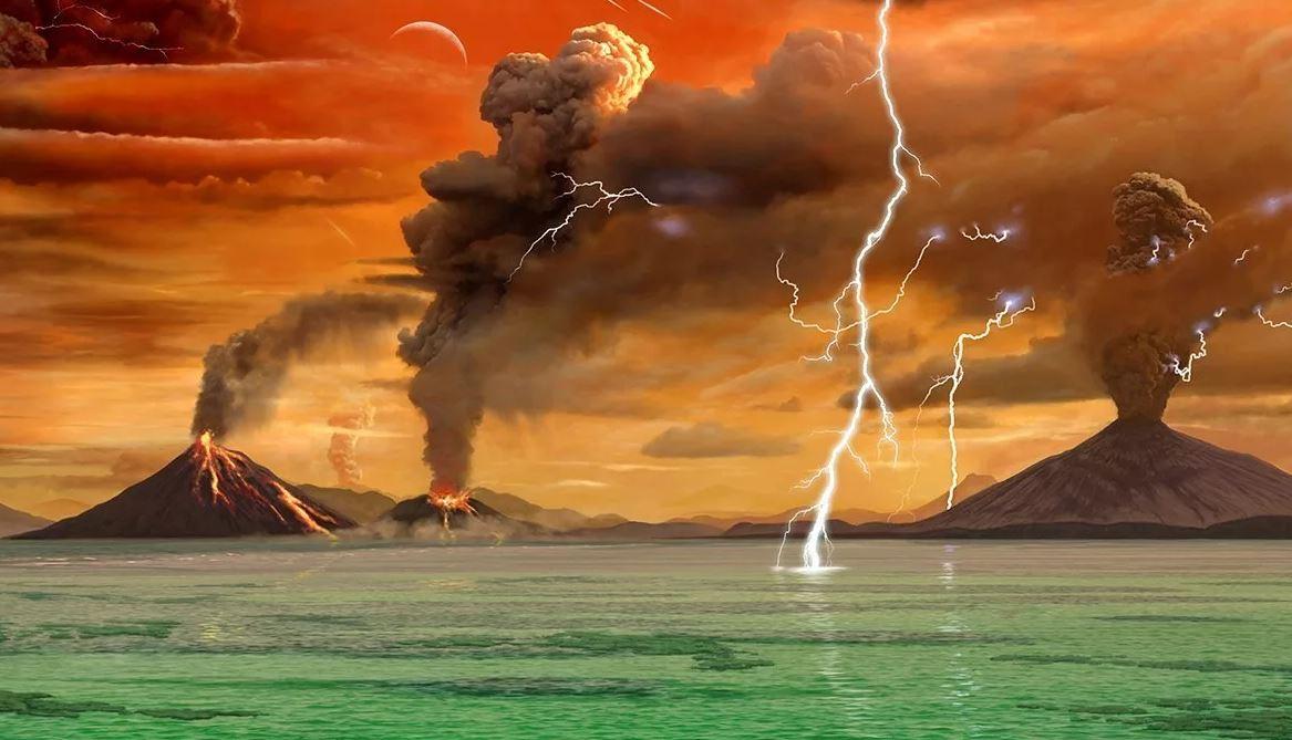 время возникновения фотосинтеза на Земле
