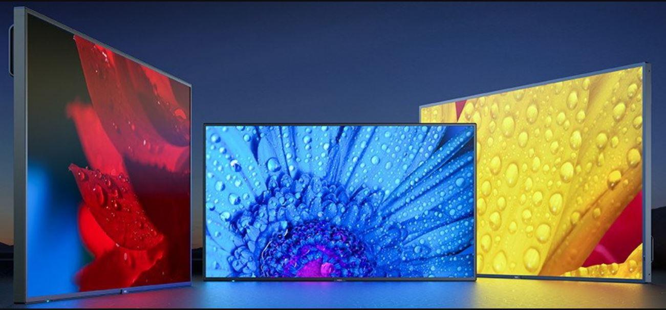 Sharp/NEC анонсировала две новые модели в линейке широкоформатных дисплеев серии C с полным набором офисных функций